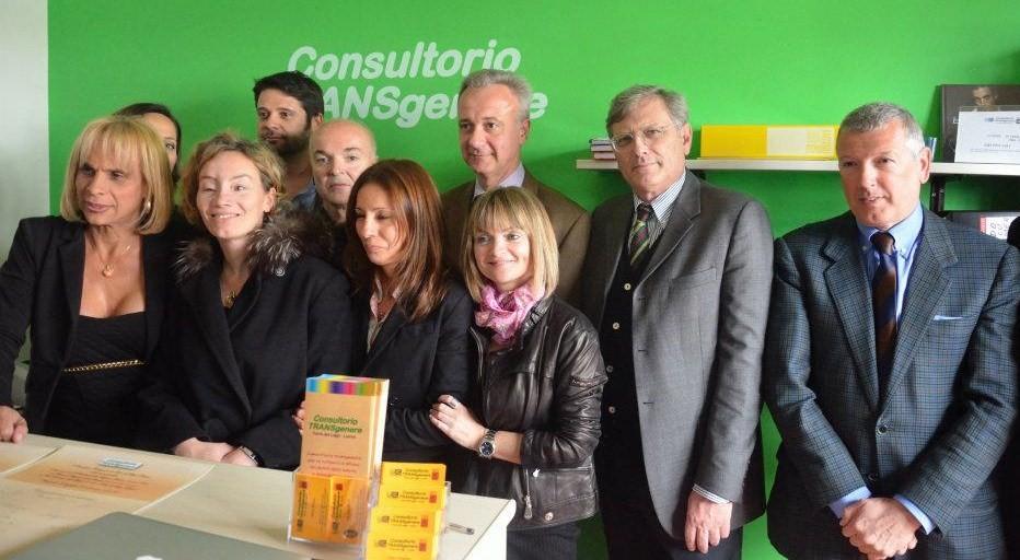 Scaramuccia Consultorio Transgenere