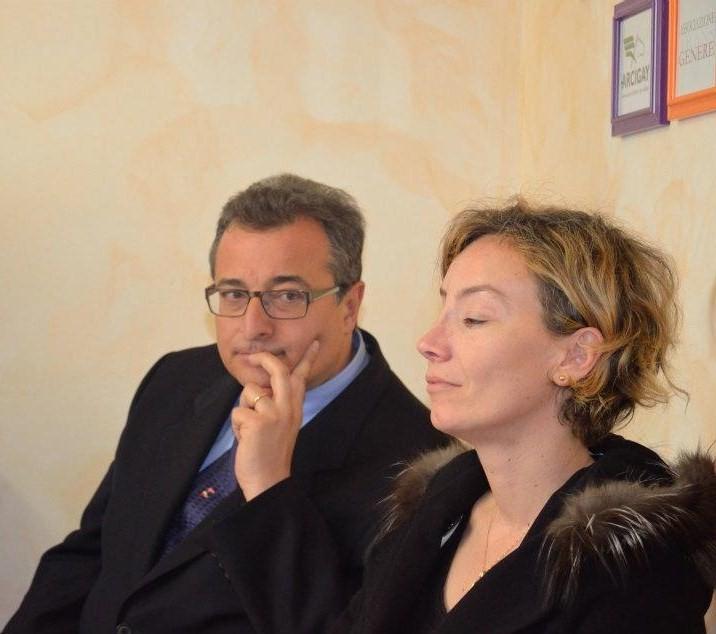 Scaramuccia e Lunardini al Consultorio Transgenere