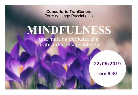 Mindfulness - Una mattina dedicata alla pratica di consapevolezza