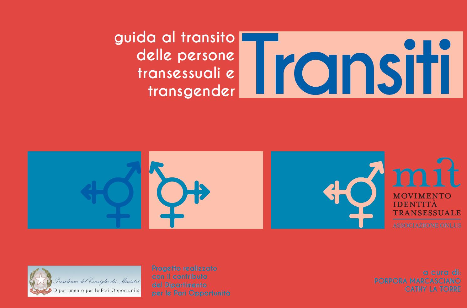 guida mit - movimento identità sessuale