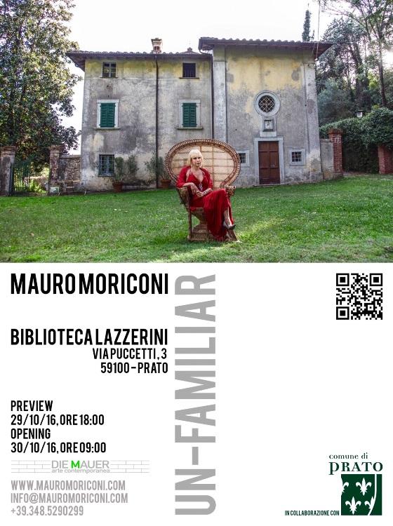 Locandina Un-familiar by Mauro Moriconi